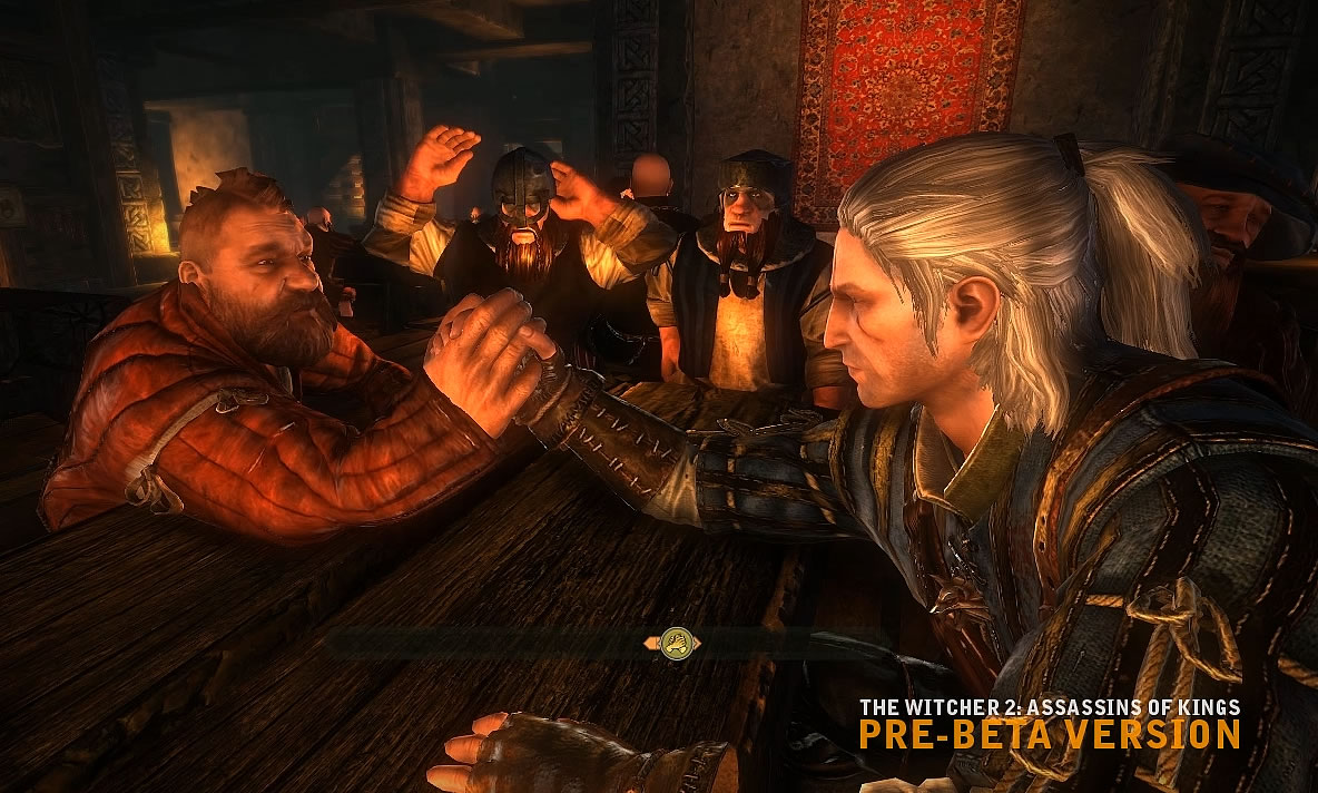Секс моды к the witcher 2