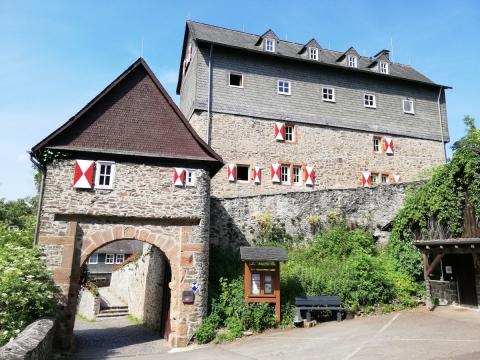 Hexerburg Hessenstein