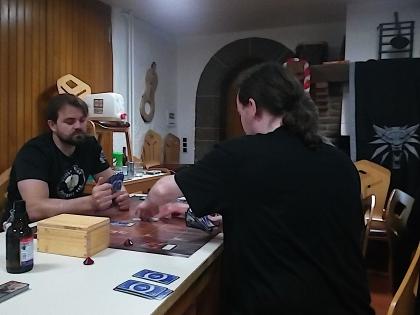 Gwentturnier-Vorrunden