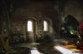 Burginnenraum