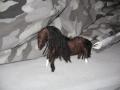 Plötze, aus Wolle gewickelte Voodoo-Puppe, von Loney