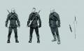 Geralts Ausrüstung