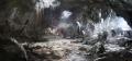 Innenbereich Höhle