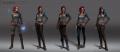 Leak: Triss Concept Art