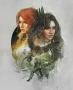 The Witcher 3: Steelbook Rückseite Edition