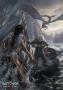 The Witcher 3 Artwork Sirenen