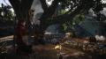 Geralt und Eskel meditieren in Kaer Morhen