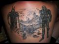 Tattoo von Zatarga